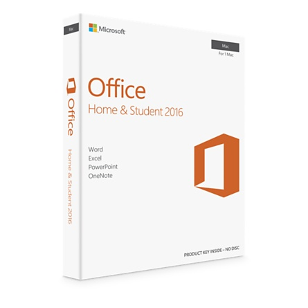 Microsoft Office for Mac Home Student