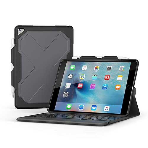 Bàn phím iPad Zagg Rugged Messenger