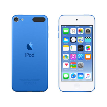 iPod Touch Gen 6 Blue