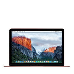 MacBook 12-inch Rose Gold 2016
