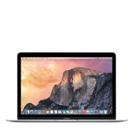MacBook 12-inch Silver 2015