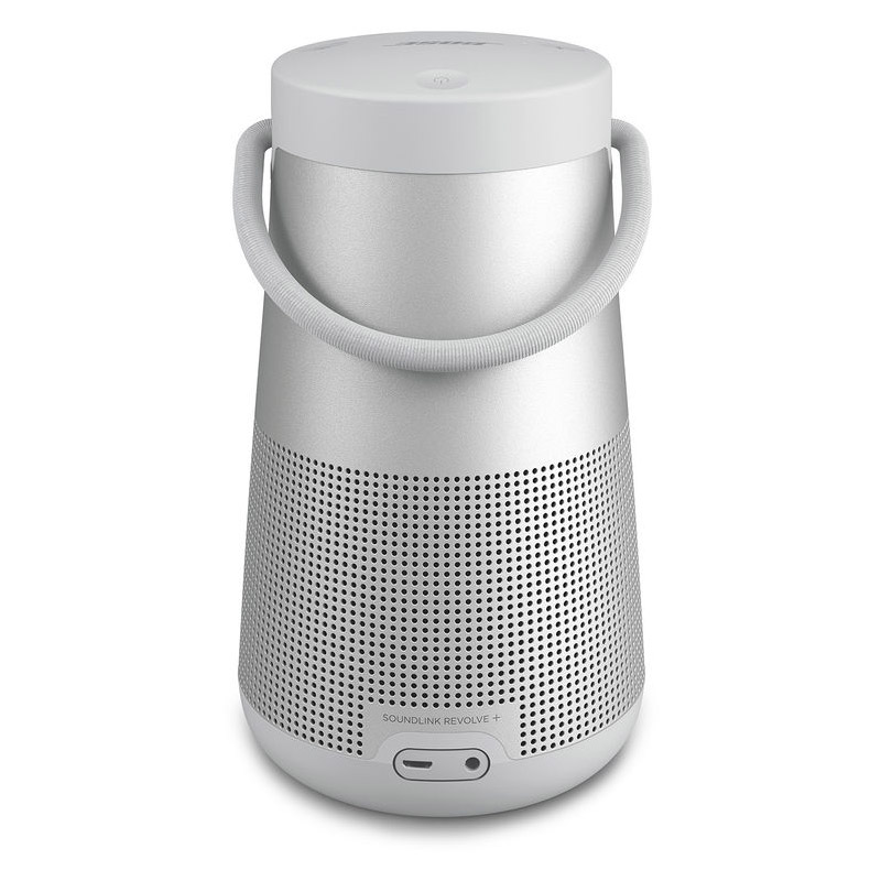 Bose SoundLink Revolve Plus (Lux Gray) Bluetooth Speaker