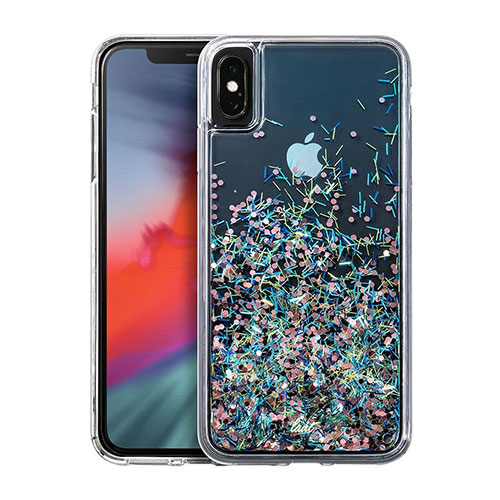Case iPhone Laut Confetti Party