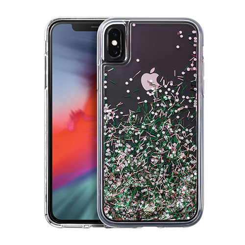 Case iPhone Laut Confetti Pastel