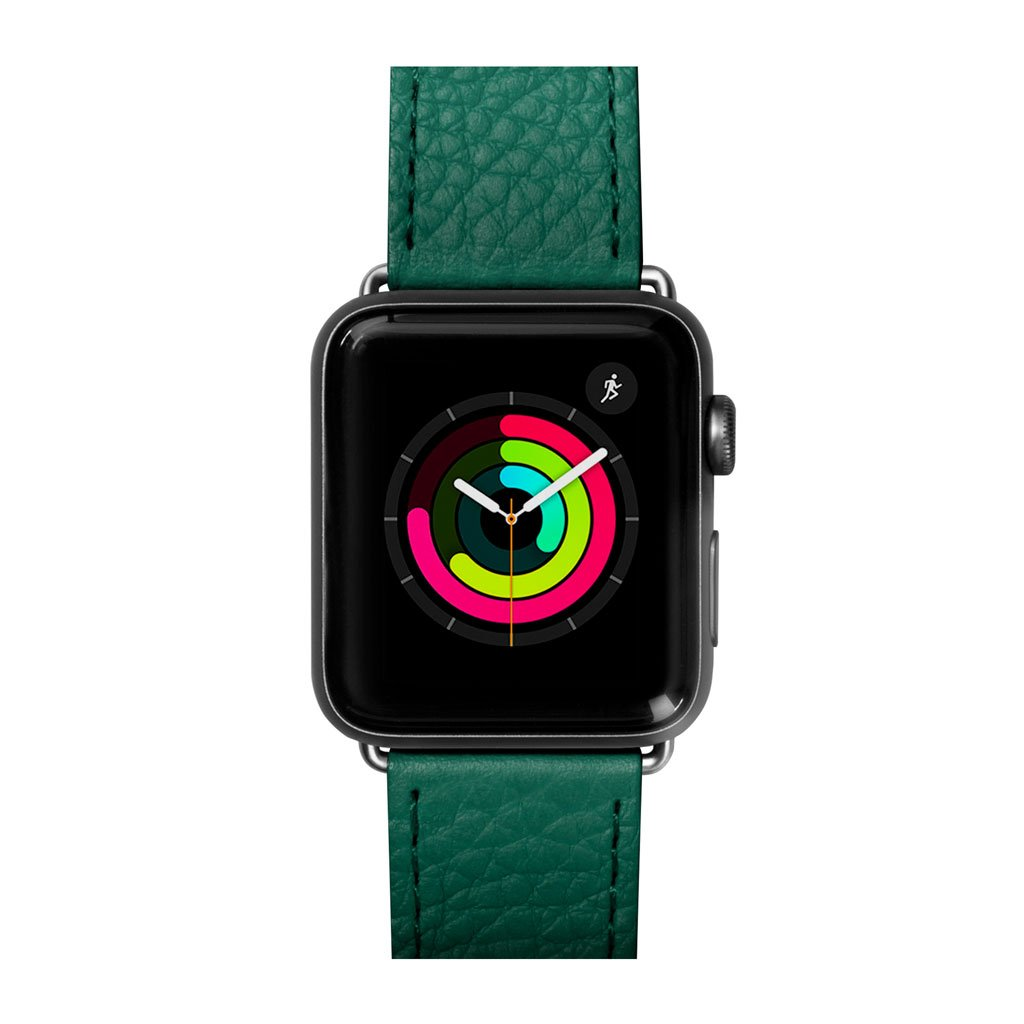 Dây đeo Apple Watch LAUT Milano Emerald