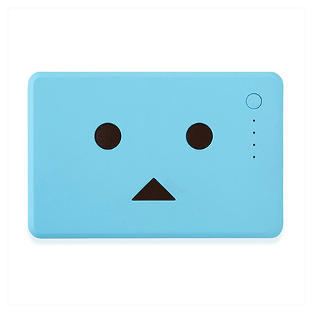 Pin sạc Cheero PowerPlus Danboard 10050mAh Blue