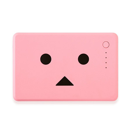 Pin sạc Cheero PowerPlus Danboard 10050mAh Pink