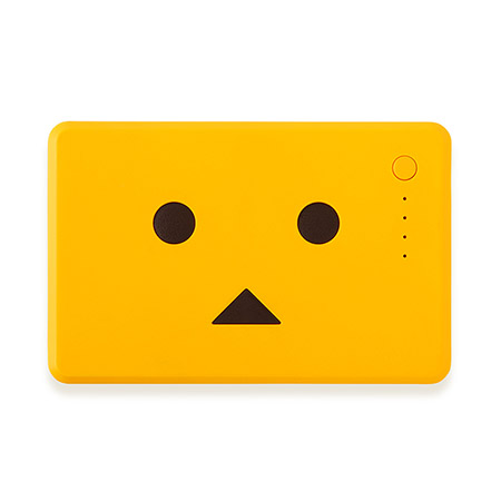 Pin sạc Cheero PowerPlus Danboard 10050mAh Yellow