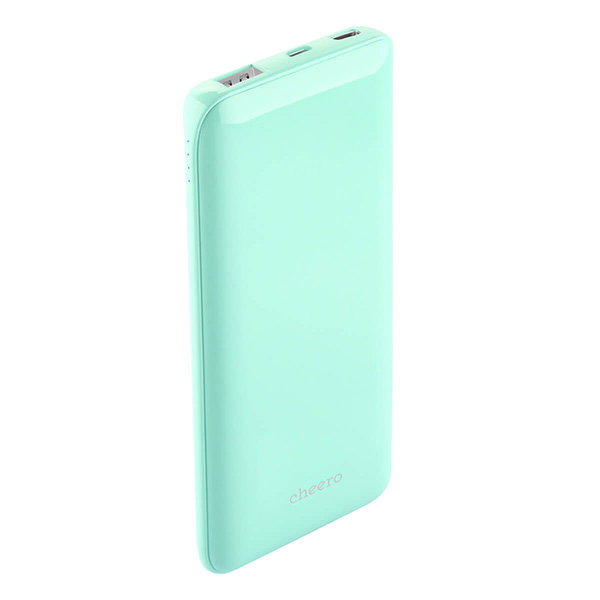Pin sạc Cheero Flat 10000mAh with PD18W
