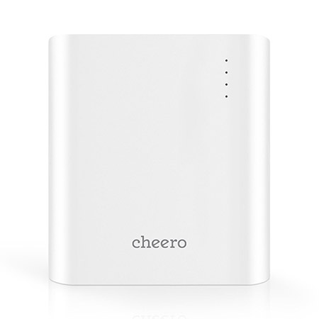 Pin sạc Cheero Power Plus 3 13400mAh