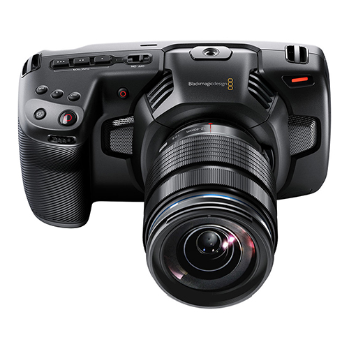 BlackMagic Pocket Cinema 4K