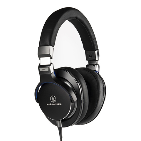 Tai nghe Audio Technica ATH-MSR7 Black