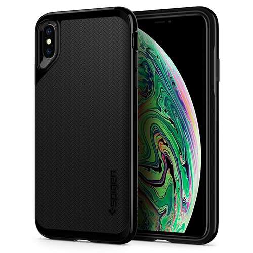Case iPhone Spigen Neo Hybrid