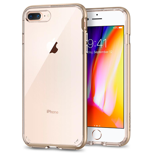 Case iPhone Spigen Neo Hybrid Crystal
