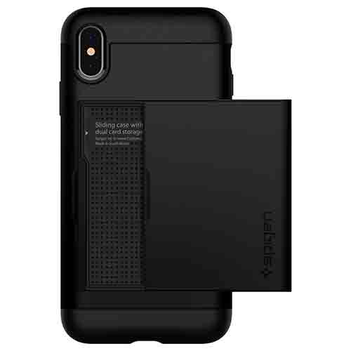 Case iPhone Spigen Slim Armor CS