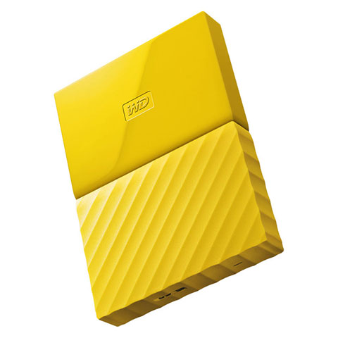 Ổ cứng WD My PassPort Yellow