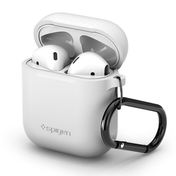 Case Airpods Spigen Silicone Fit